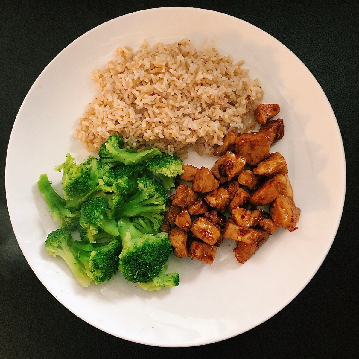 15 Minute Meal- Honey Garlic Chicken